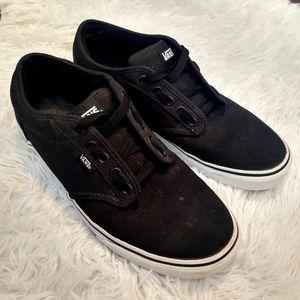 VANS Chukka Low Black Sneakers